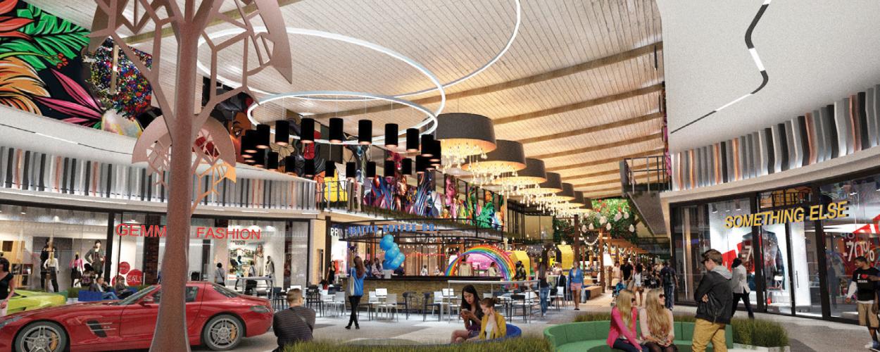 Rustenburg Mall - About