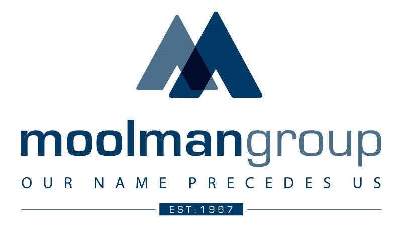 Rustenburg Mall - Moolman Group Logo